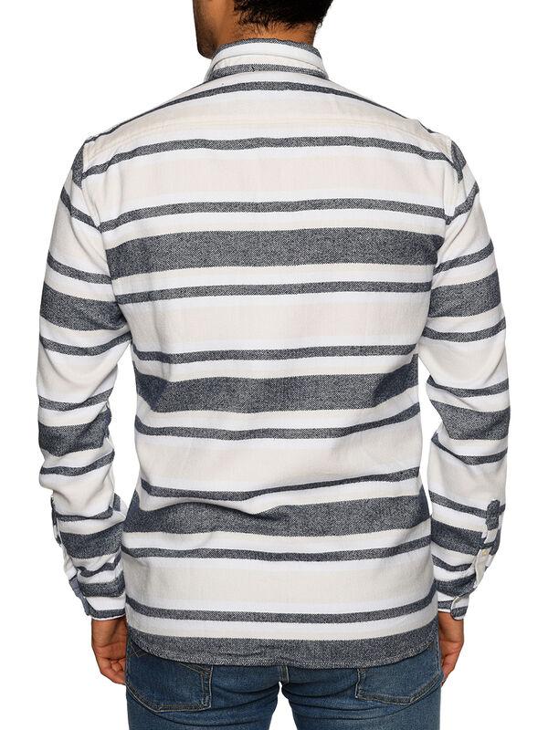 Regular-Fit Flannel Shirt