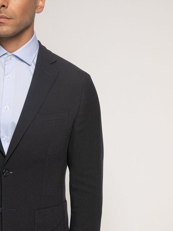Slim-Fit Suit