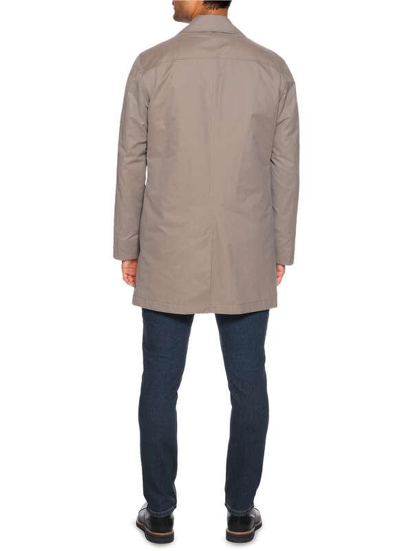 Mantel met binnenjas