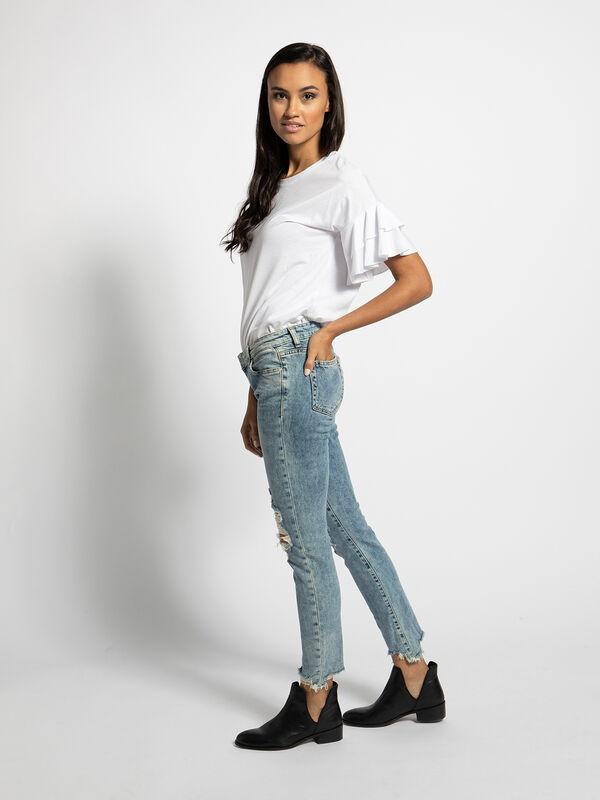 Spijkerbroek Mina