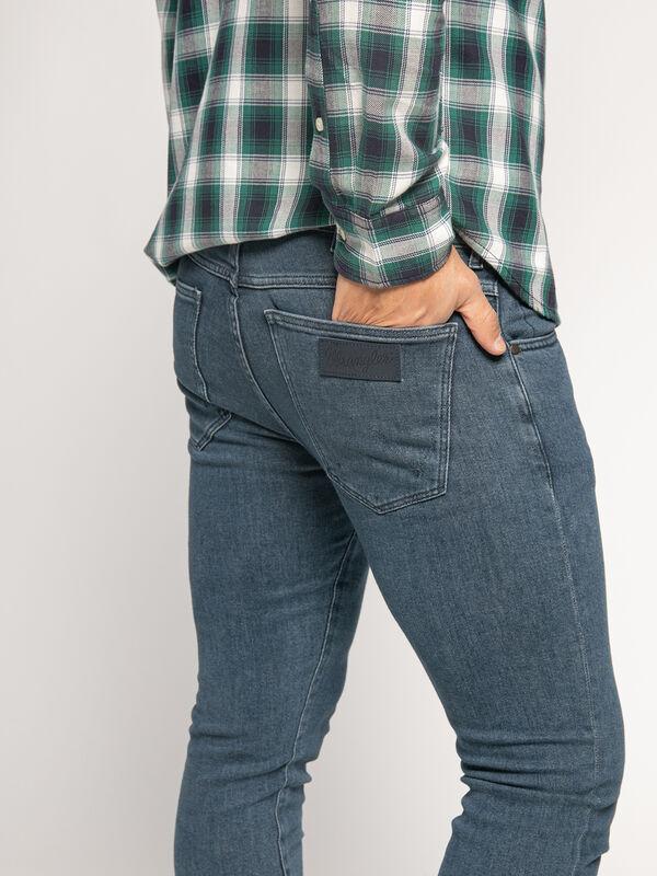 Spijkerbroek Larston