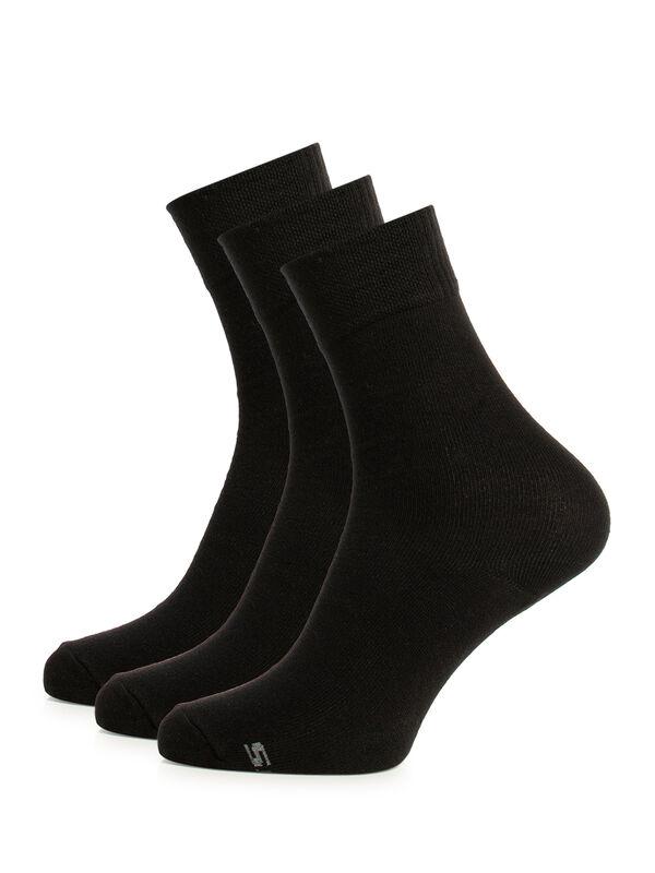 Set van 3 paar sokken
