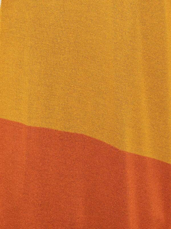 Gebreid vest (grote maat)