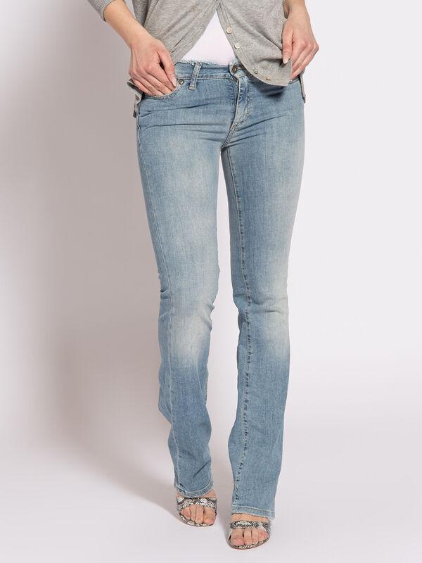 Spijkerbroek Bootcut