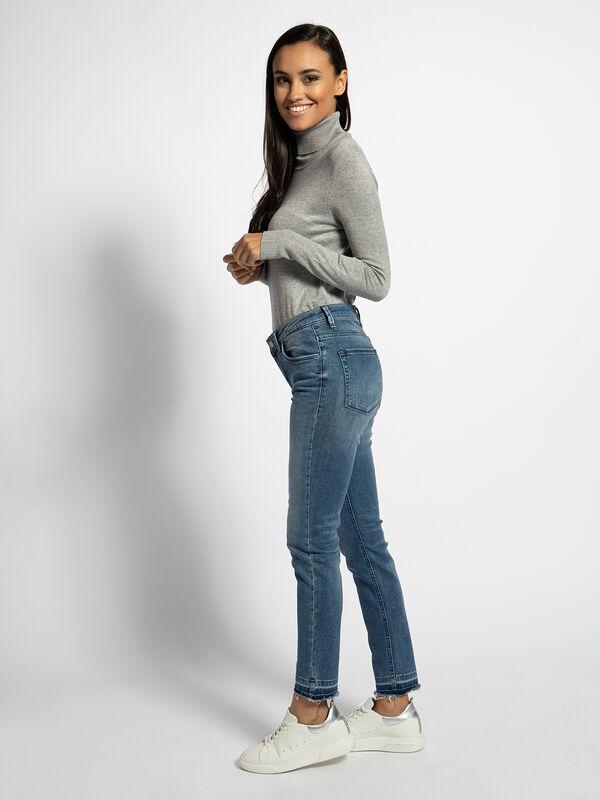 Spijkerbroek Lina