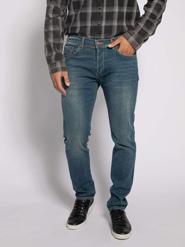 Spijkerbroek Enrico