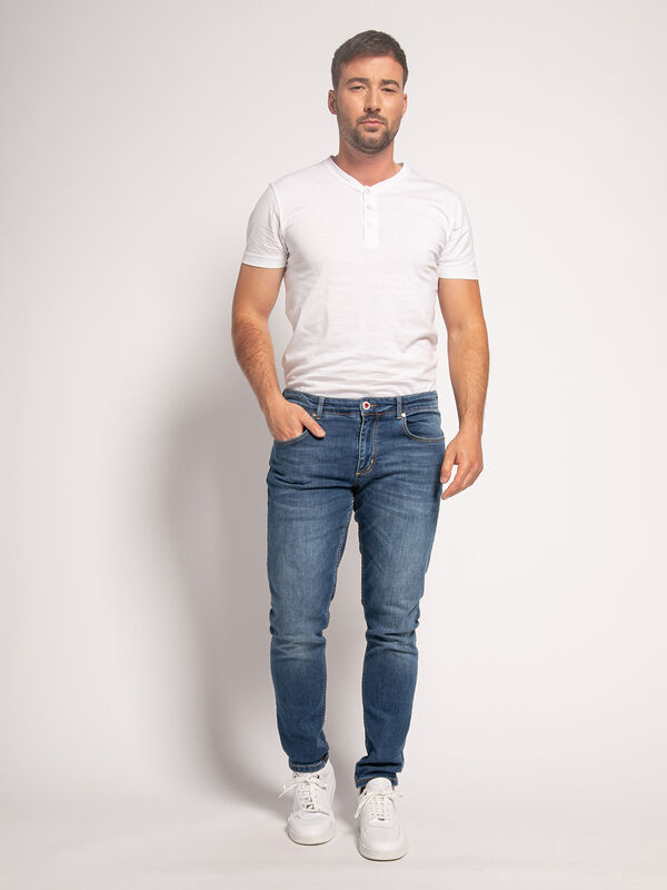 Spijkerbroek Shape fit
