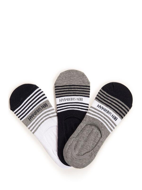 Set van 3 paar sokjes