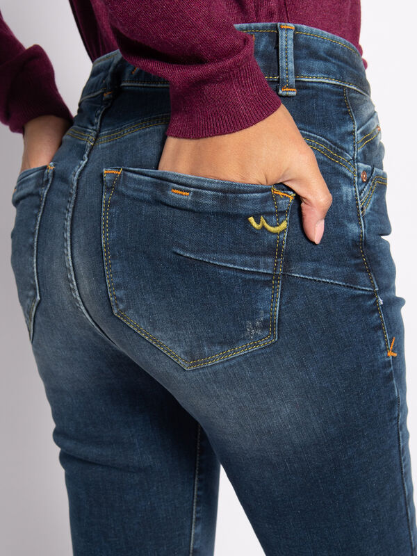 Spijkerbroek Julianne