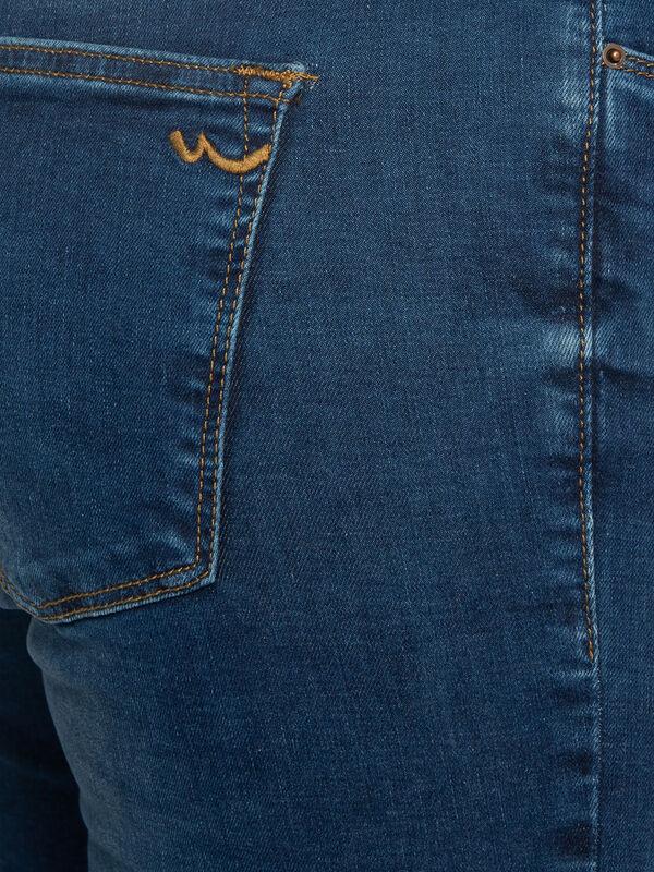 Spijkerbroek Arly (grote maat)
