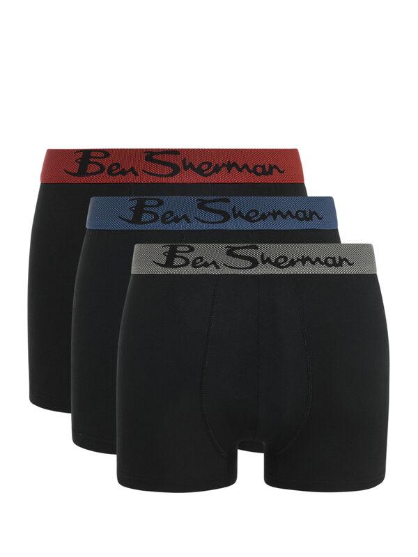 Set van 3 boxershorts