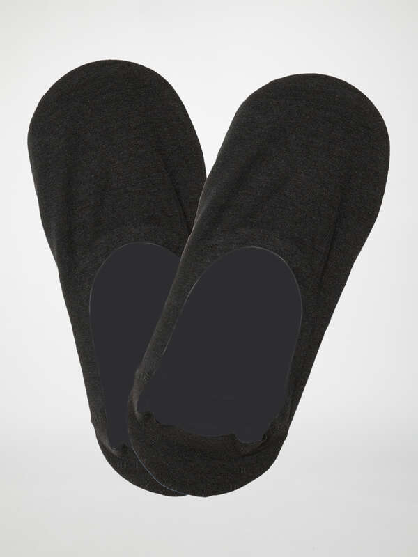 2-Pack of No-Show Socks