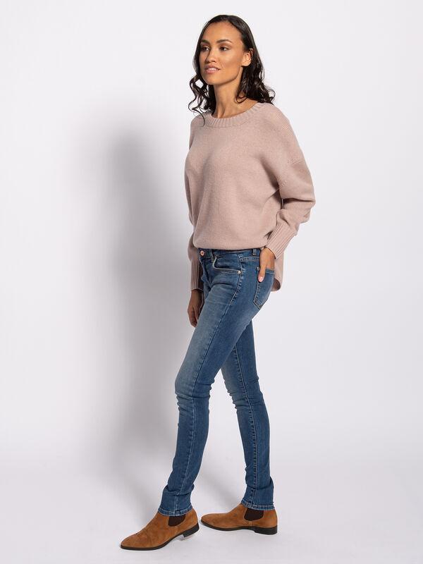 Spijkerbroek Clara