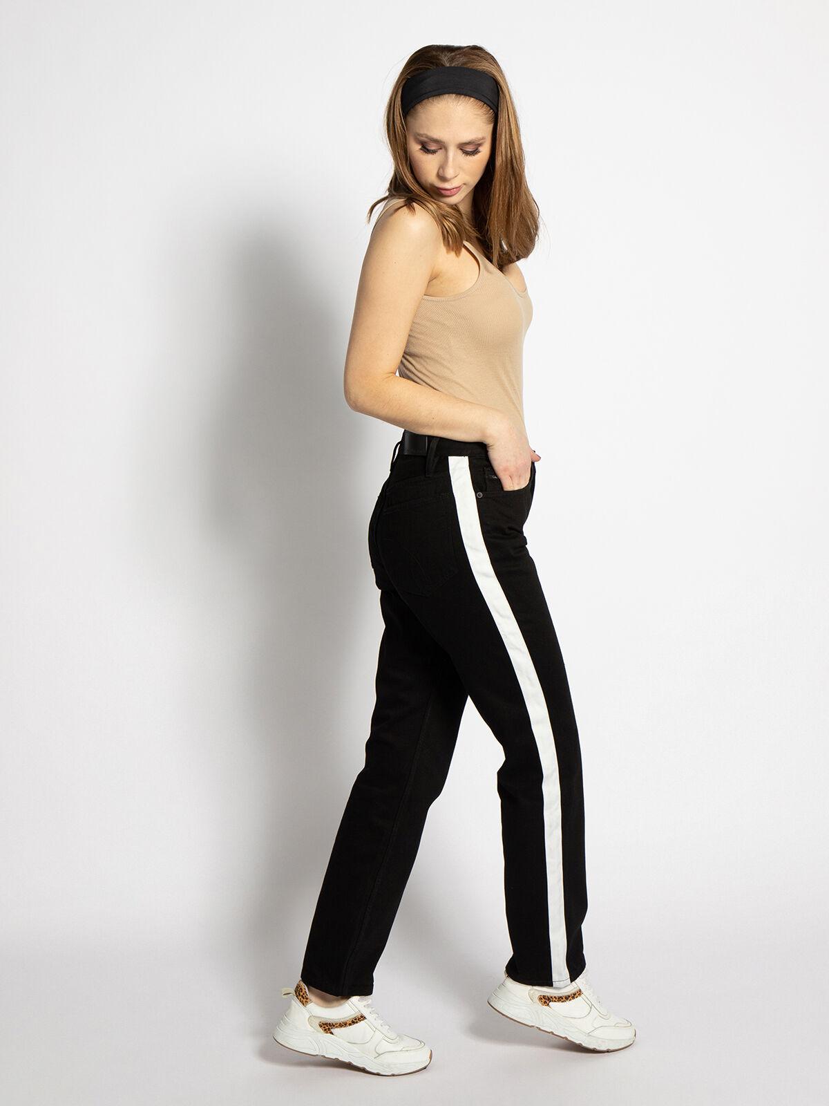 Spijkerbroek Straight
