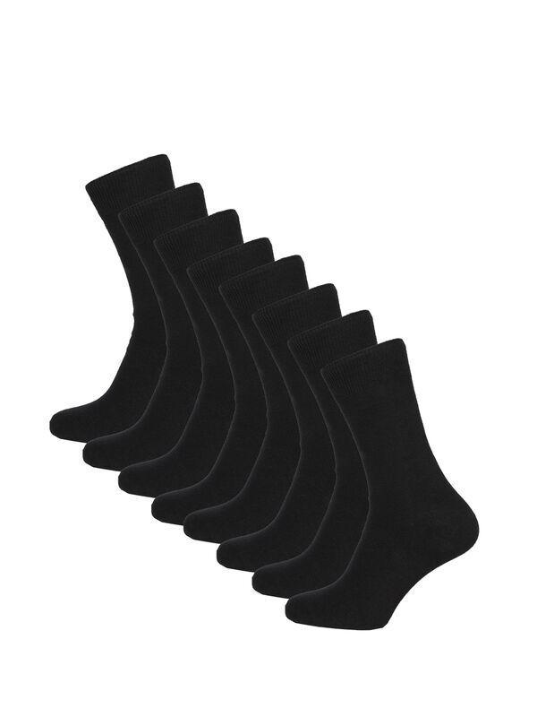 Set van 8 paar sokken